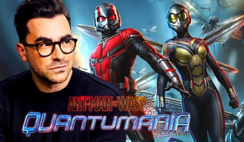 Could Dan Levy Be Joining 'Ant-Man & The Wasp: Quantumania'?