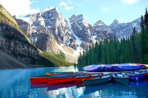 Canadian Rocky Mountans: explore, amaze and enjoy