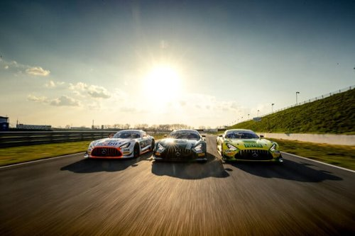 MERCEDES AMG MOTORSPORT TO TAKE ON ADAC GT MASTERS WITH A STRONG LINE-UP