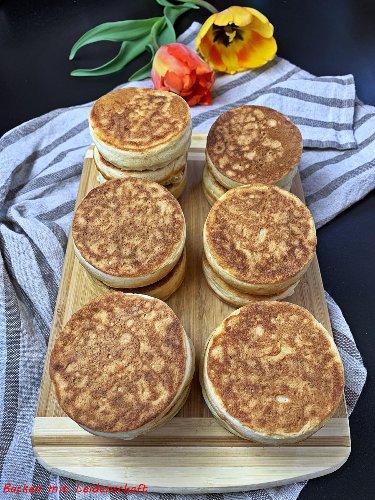 Crumpets…lecker zum Frühstück