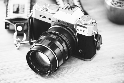 Fuji Features: Fujifilm X Monochrome