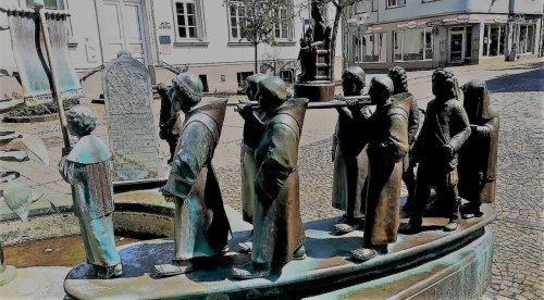 Werl – Von der Sälzerstadt zur Wallfahrtsstadt