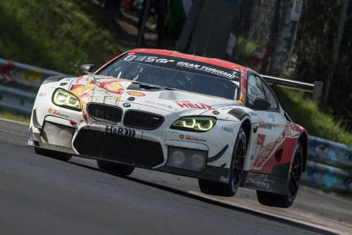 DANIEL HARPER IMPRESSES IN NURBURGRING 24 HOUR QUALIFYING RACE