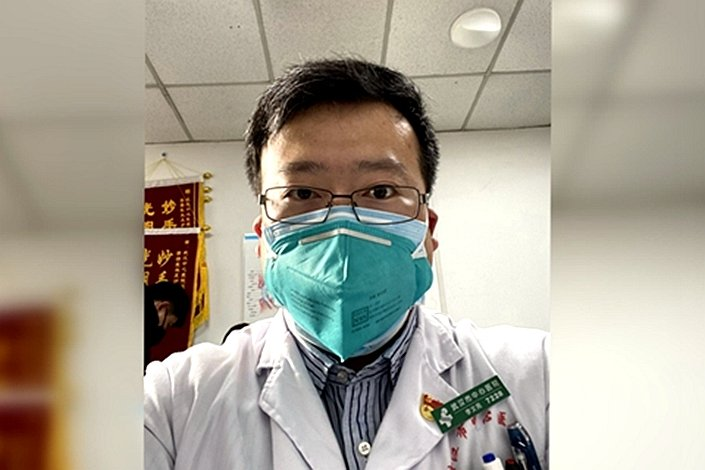Why Dr. Li Wenliang's Death Won't Change Anything
