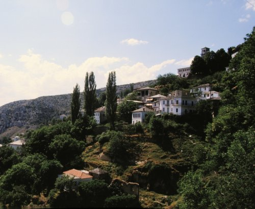Makrinitsa –Balkon des Pilion-Gebirges