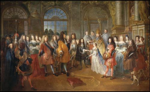 Marie Françoise Rose Le Chevalier de Longueil, mariée à 11 ans et 18 jours