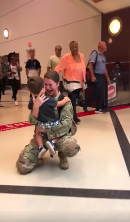 Military Moms Are the Ultimate Target for Working Mom Shamers, and We Can't Stand By Idly