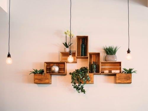 How Floating Shelves Upgrade Any Room's Decor