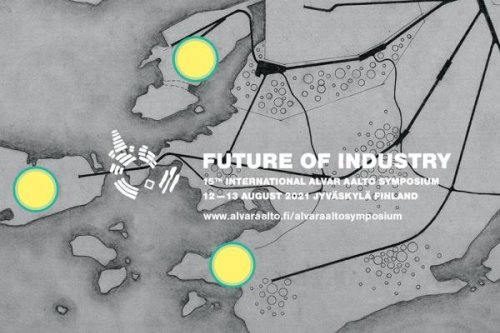 The 15th Alvar Aalto Symposium will be held on 12-13 August 2021 in Jyväskylä, Finland