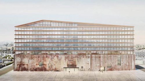 Construction begins on Herzog de Meuron's Power Plant transformation in San Francisco
