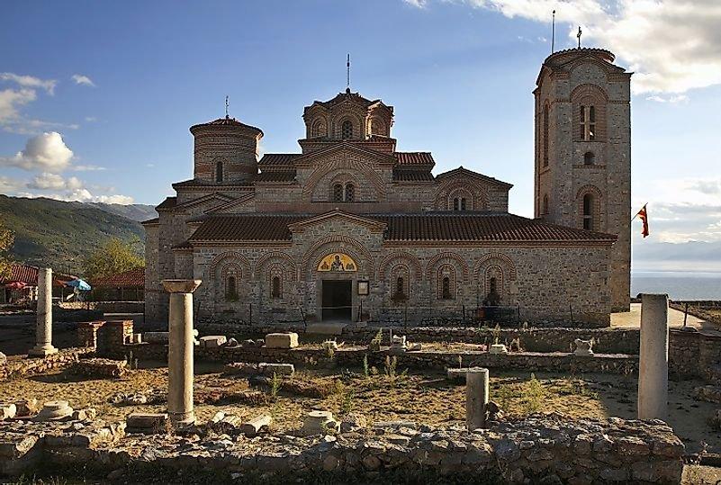 Ohrid - Ancient City In Macedonia