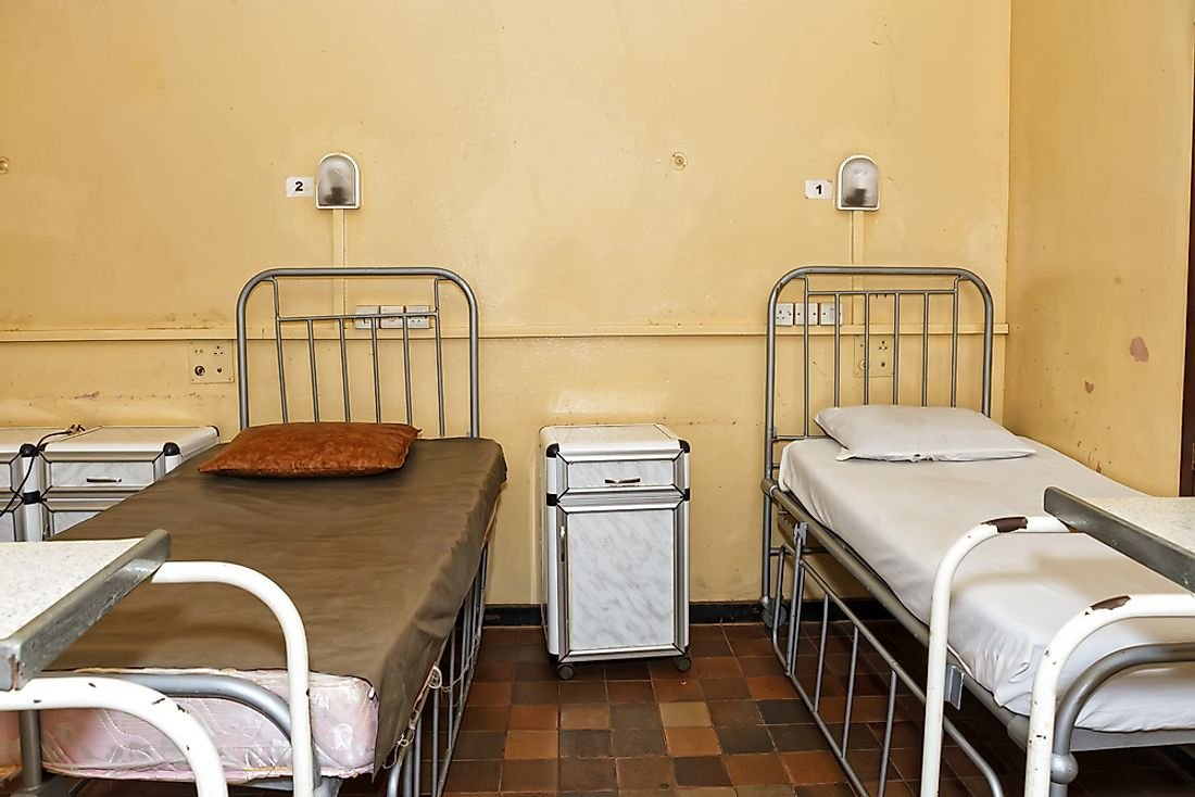 25 Countries With Limited Access To Health Care