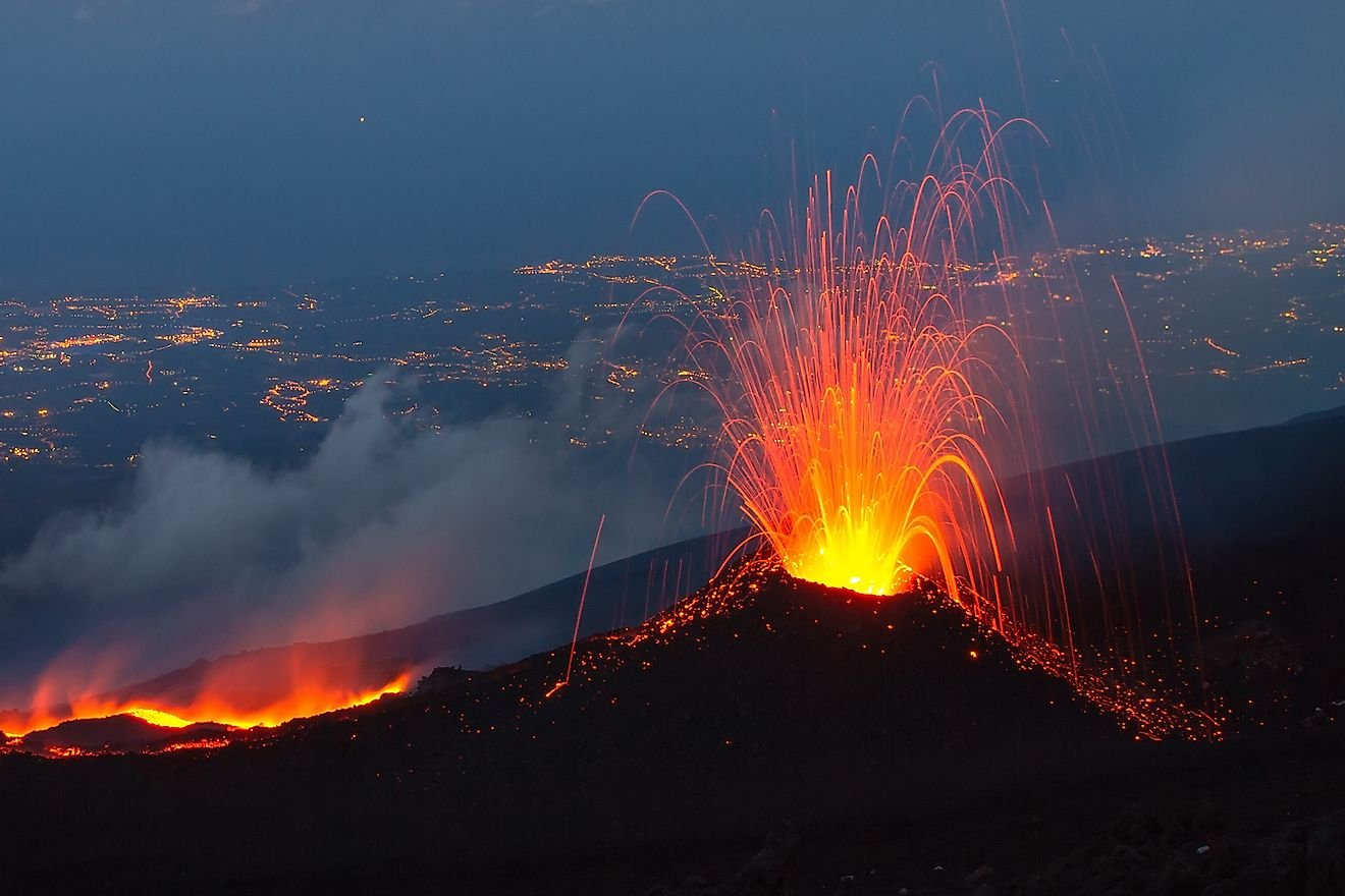 Can Volcanic Eruptions Be Predicted?