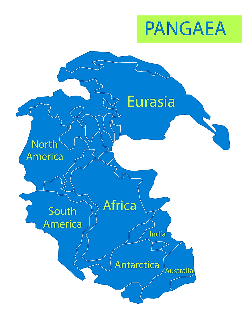What Is Pangea?