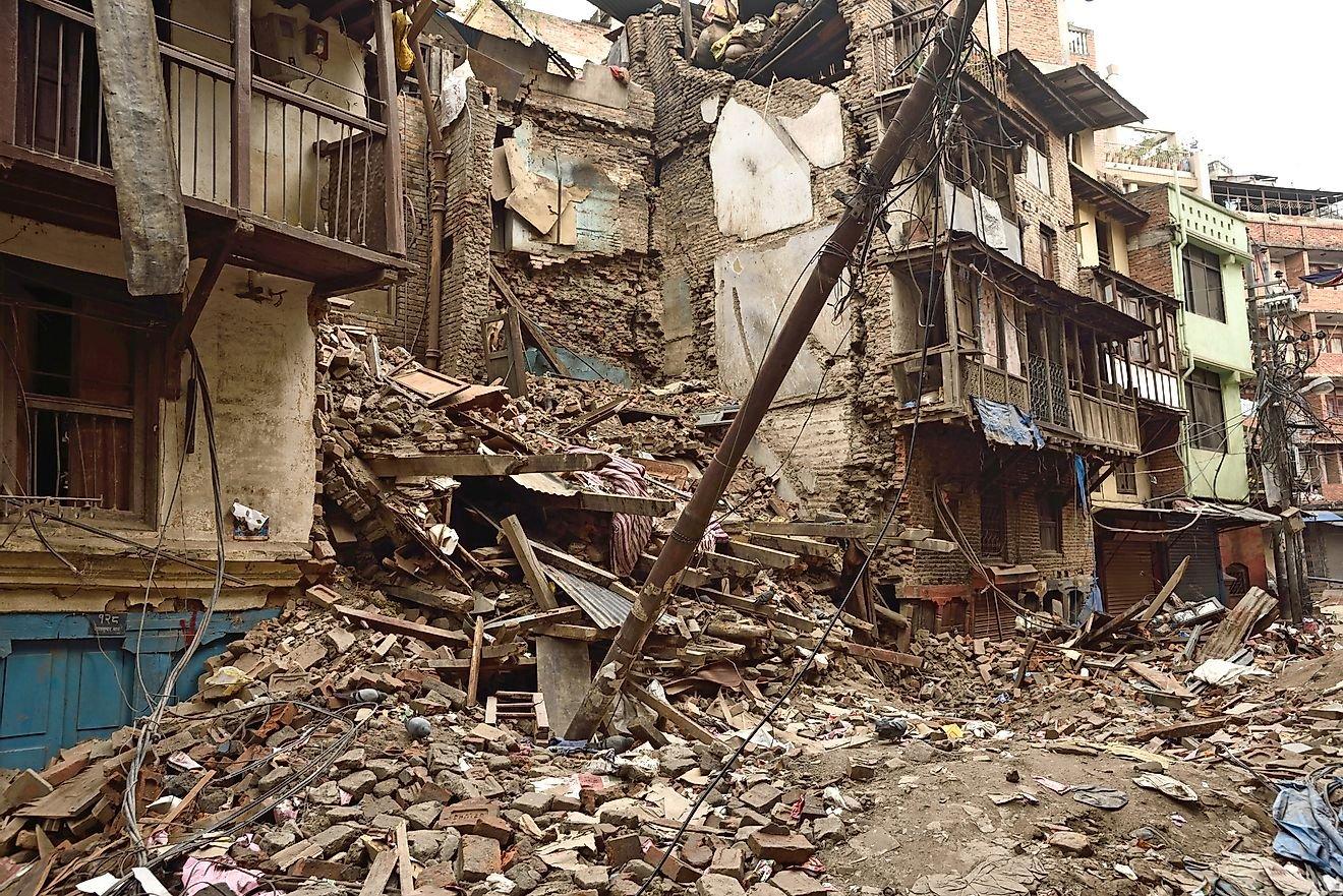 The Deadliest Earthquakes Ever
