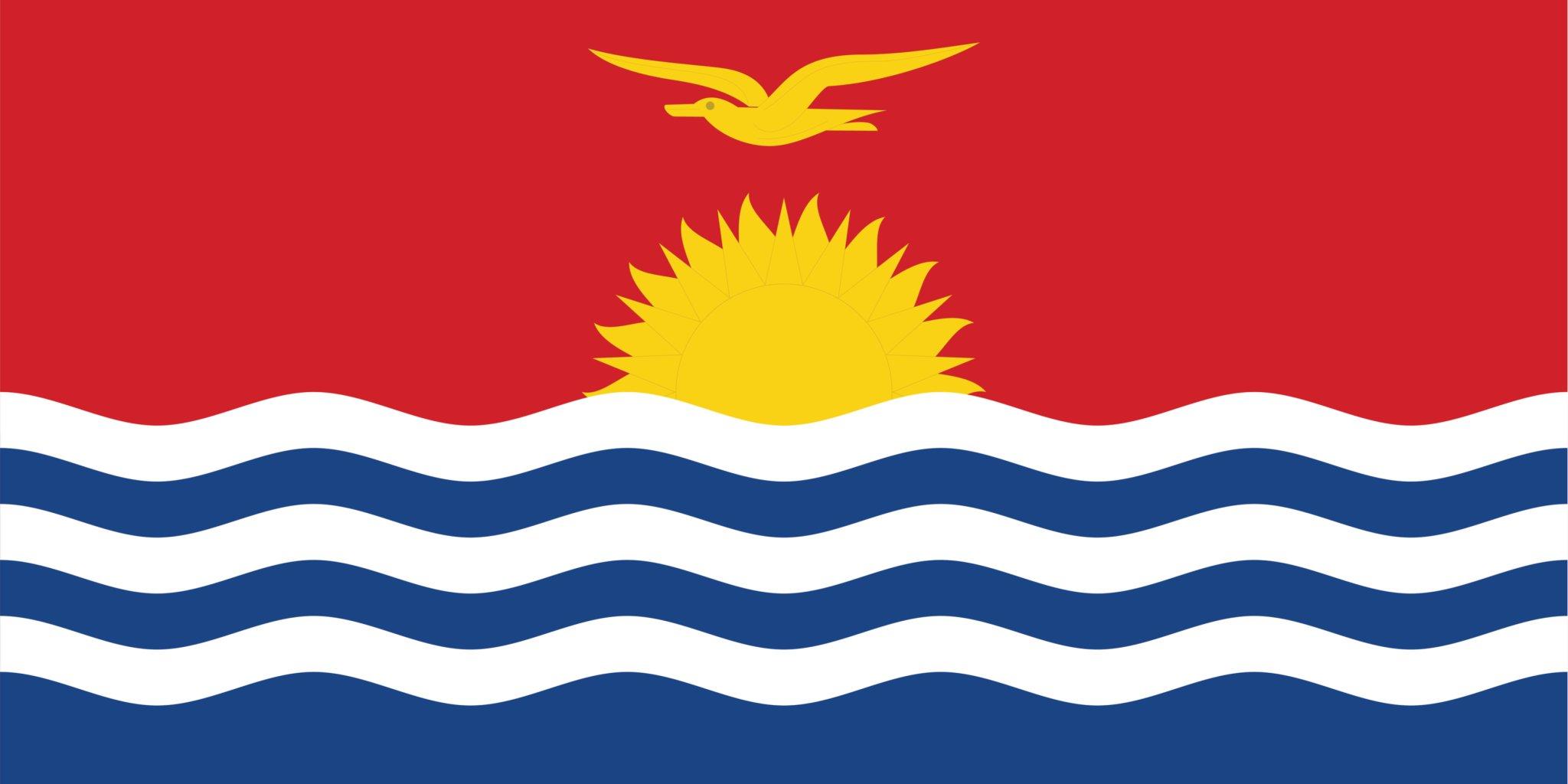 Flags, Symbols & Currency of Kiribati