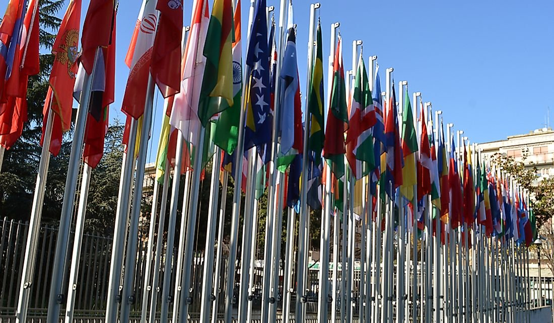 Which Countries Are Not Members Of The United Nations?