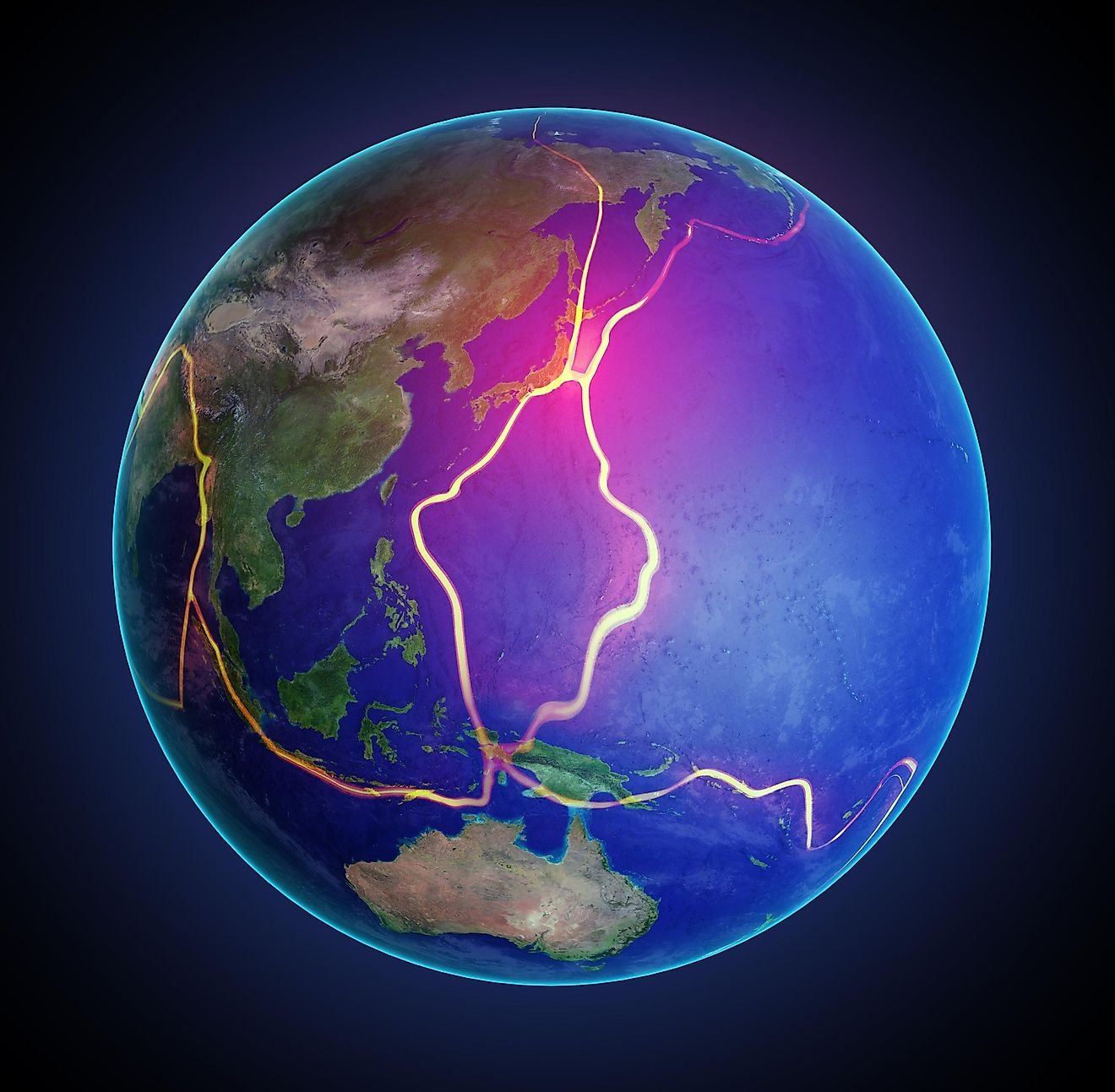 4 Types Of Tectonic Plate Movement