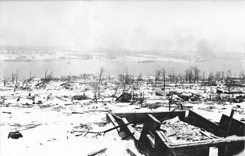 A City Destroyed: The Halifax Explosion