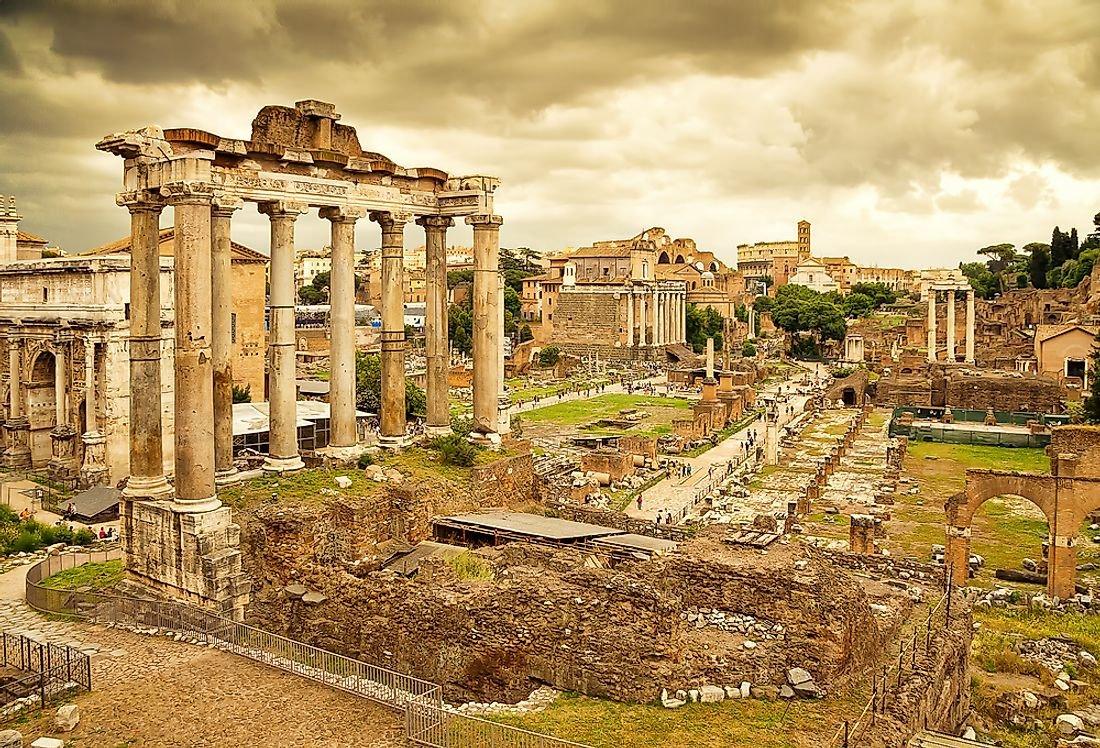 When Did the Roman Empire Fall?