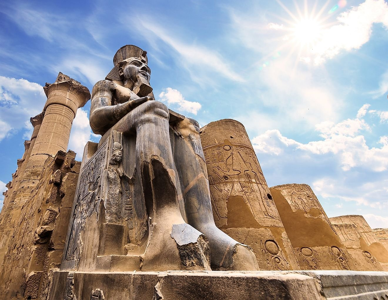 10 Magnificent Examples Of Ancient Egyptian Architecture