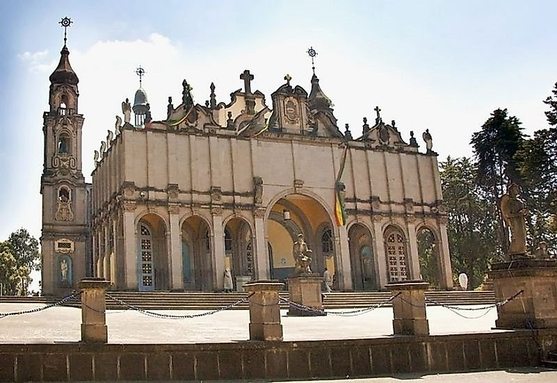 Religious Beliefs In Ethiopia