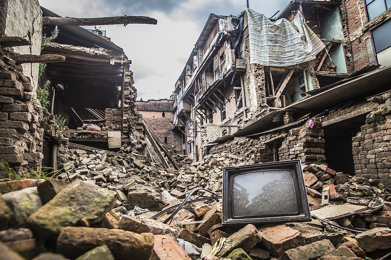 Cities Across The World That Were Ravaged By Earthquakes