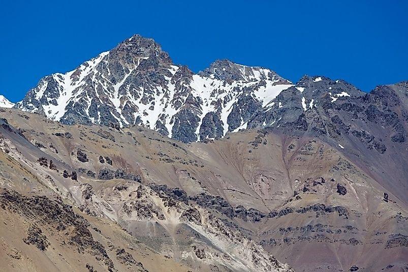 Where Does Mount Aconcagua Rise?