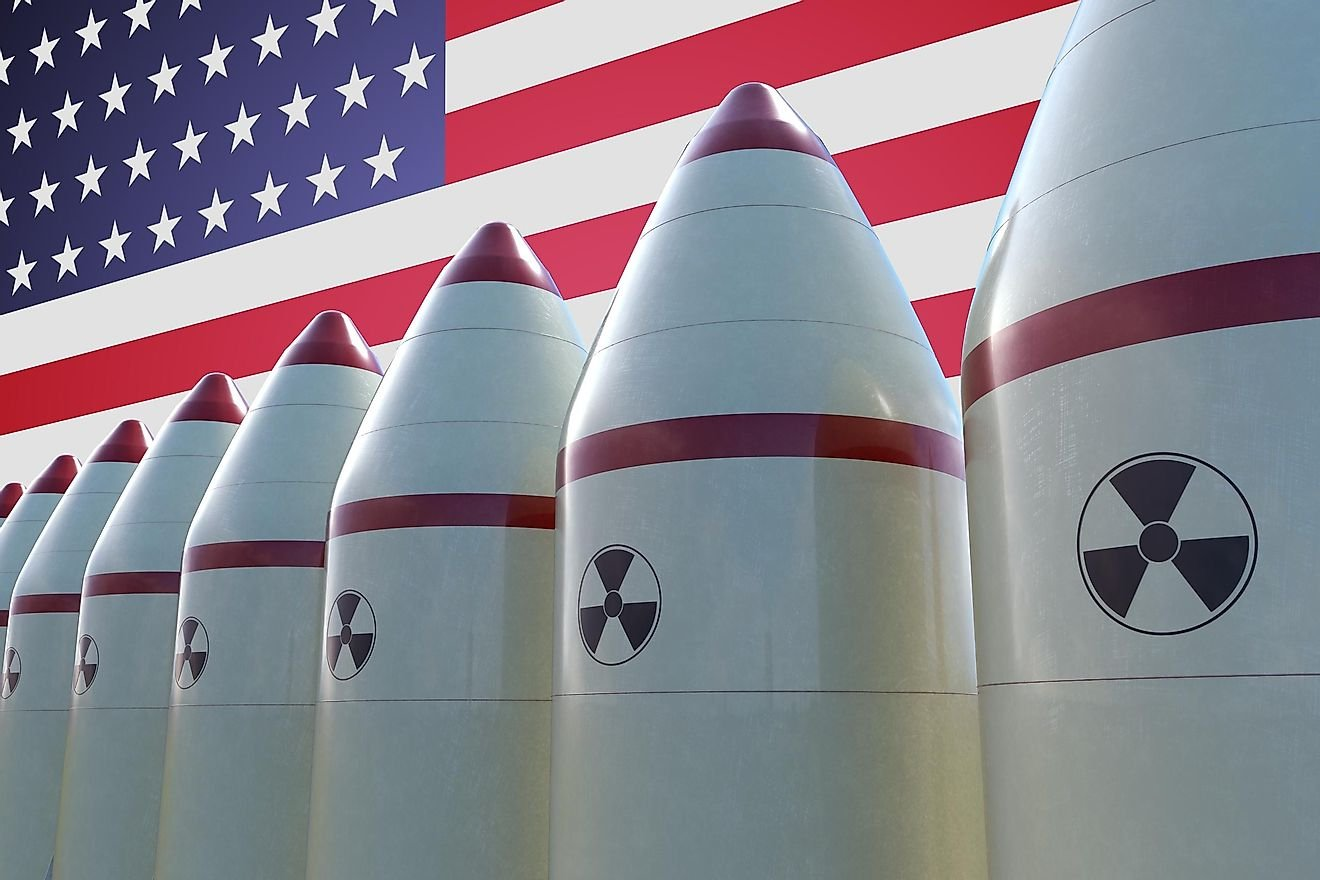 Countries That Have The Most Nuclear Weapons