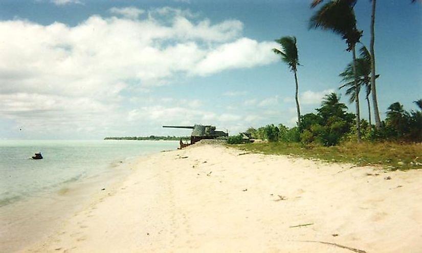 Biggest Cities And Towns In Kiribati