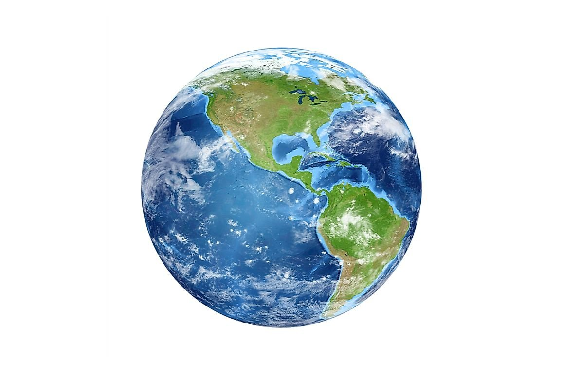 Is North America And South America One Continent?