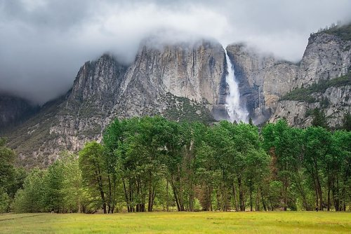 America's 10 Most Spectacular Waterfalls