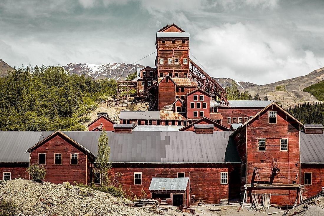 Ghost Towns of America: Kennecott, Alaska