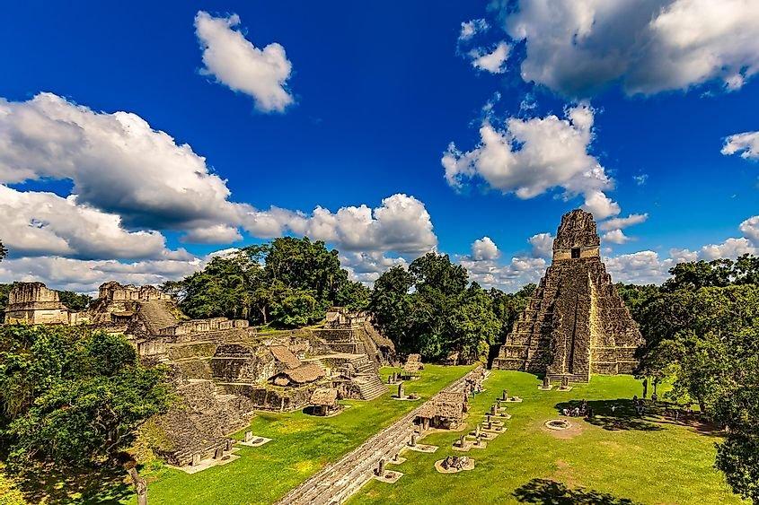 Best Mayan Ruins to Visit in Guatemala
