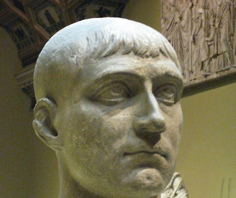 The Western Roman Empire: 285 AD to 476 AD