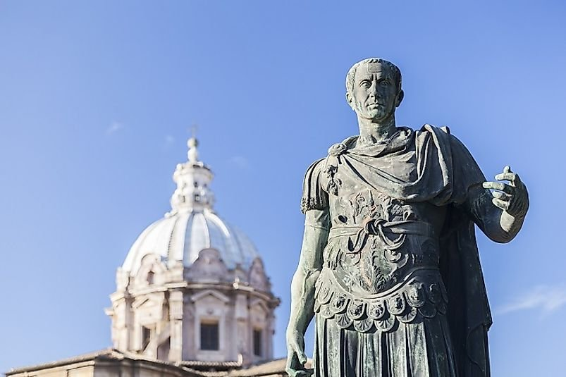 The Roman Empire: 27 BCE to 4th Century AD