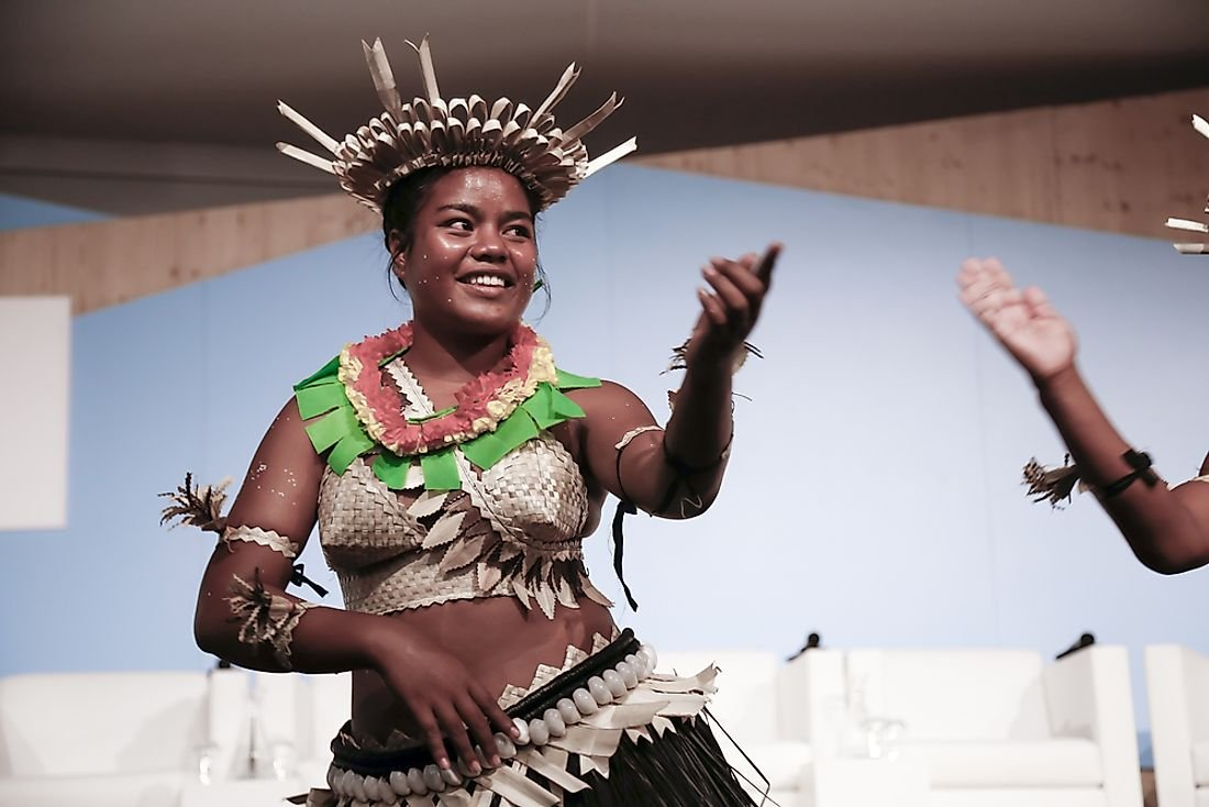 The Ethnic Composition Of Kiribati