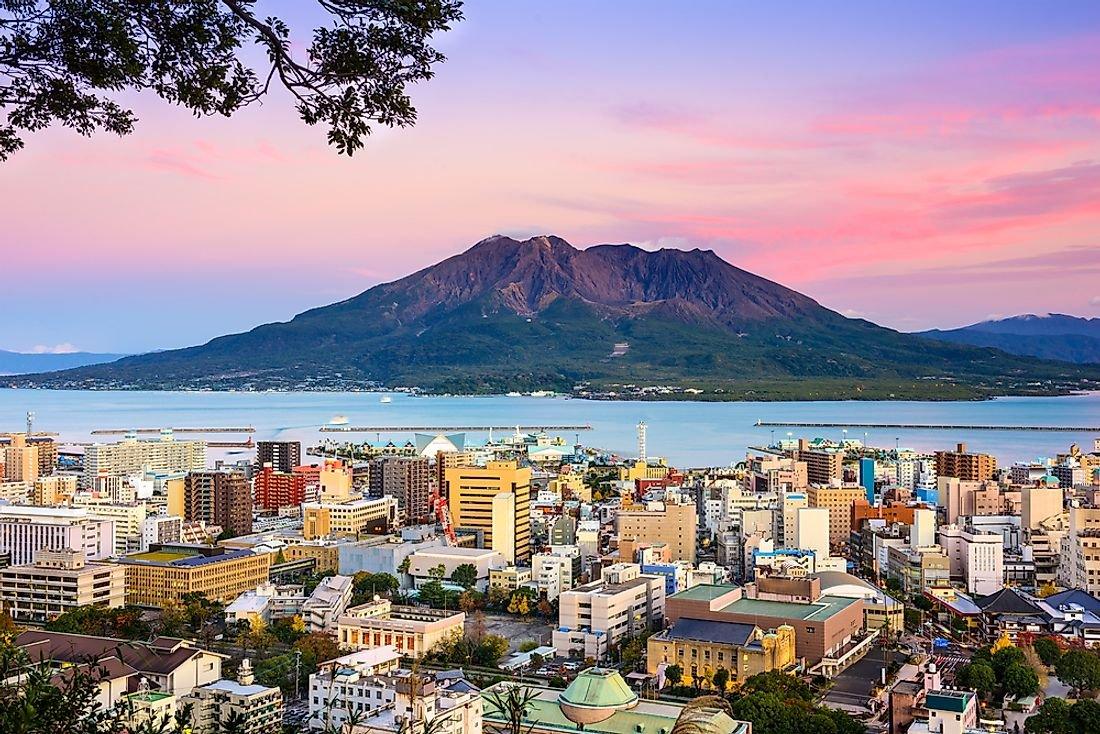 The 16 Dangerous Decade Volcanoes