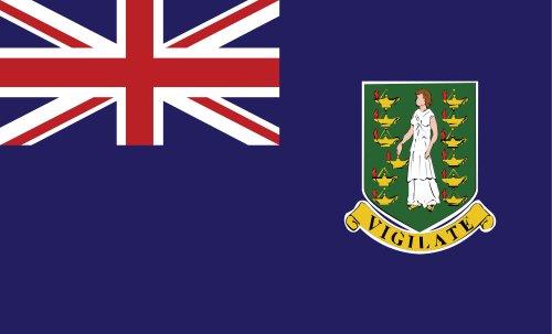 Flags, Symbols & Currency of British Virgin Islands