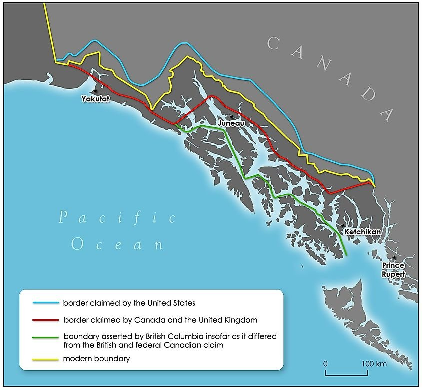 Alaska Boundary Dispute