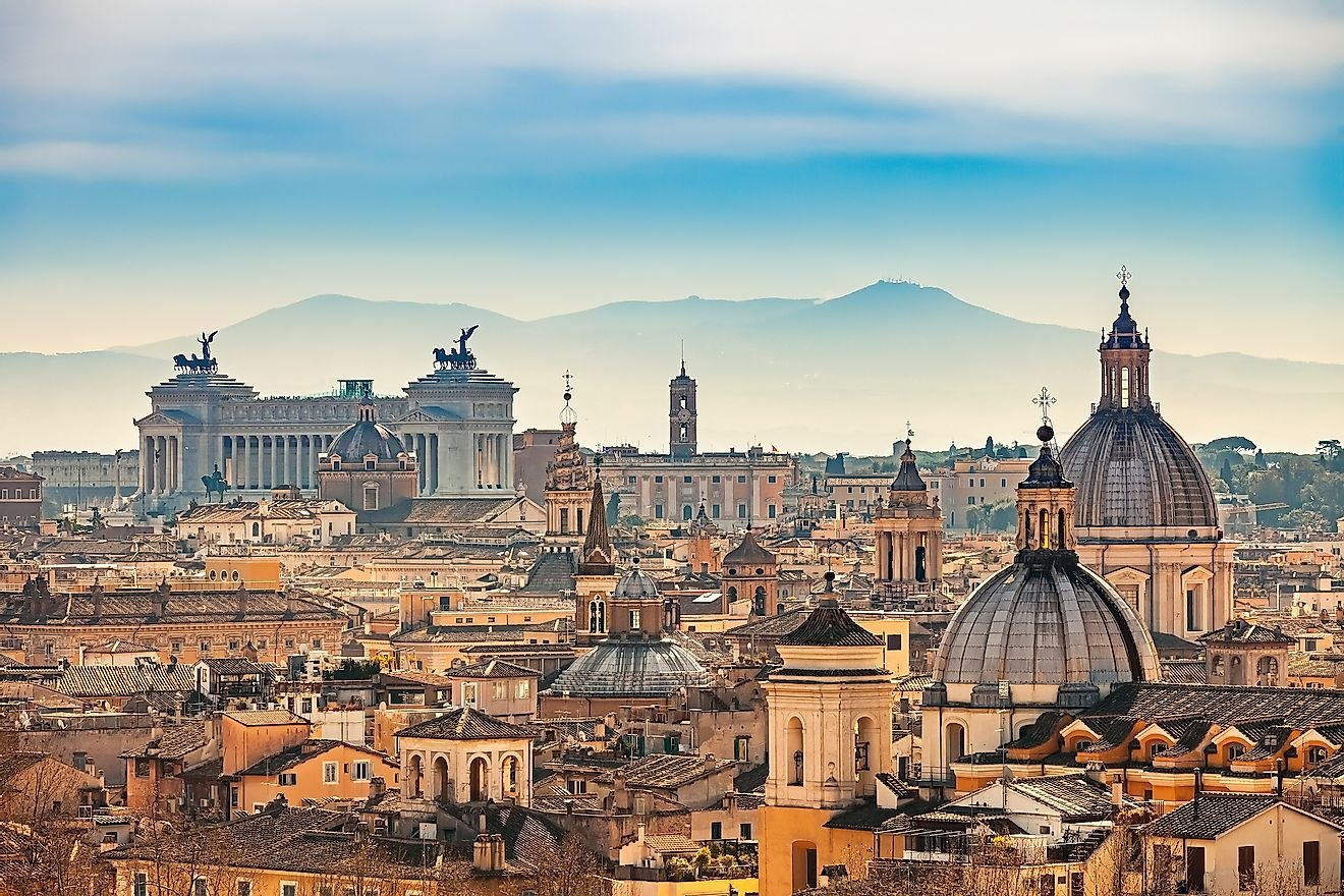 10 Magnificent Examples Of Ancient Roman Architecture
