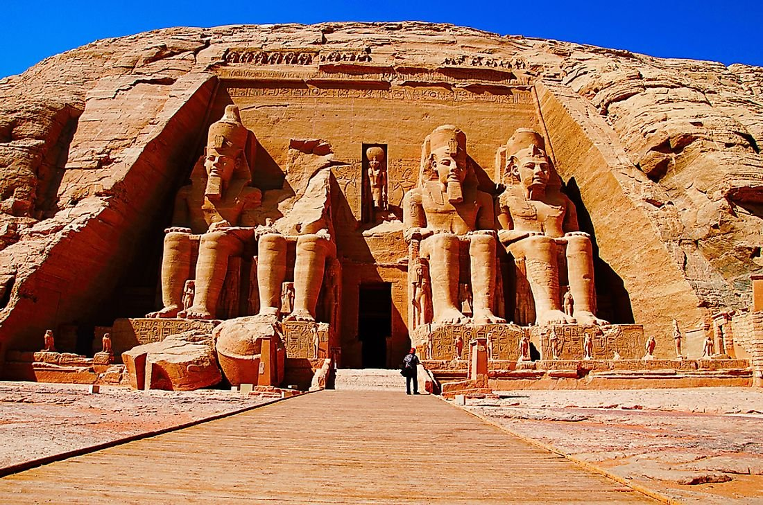 Who Are the Most Famous Egyptian Rulers?