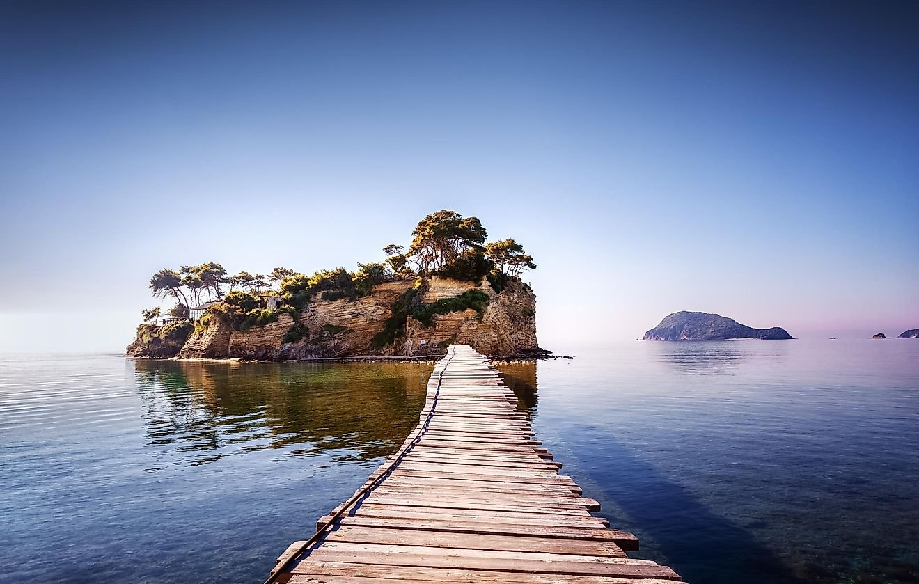 Little-Known Picturesque Islands