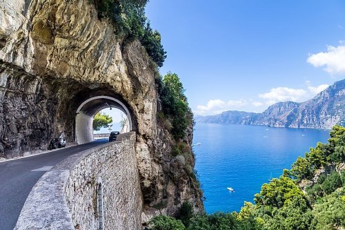 The World's 10 Most Scenic Drives
