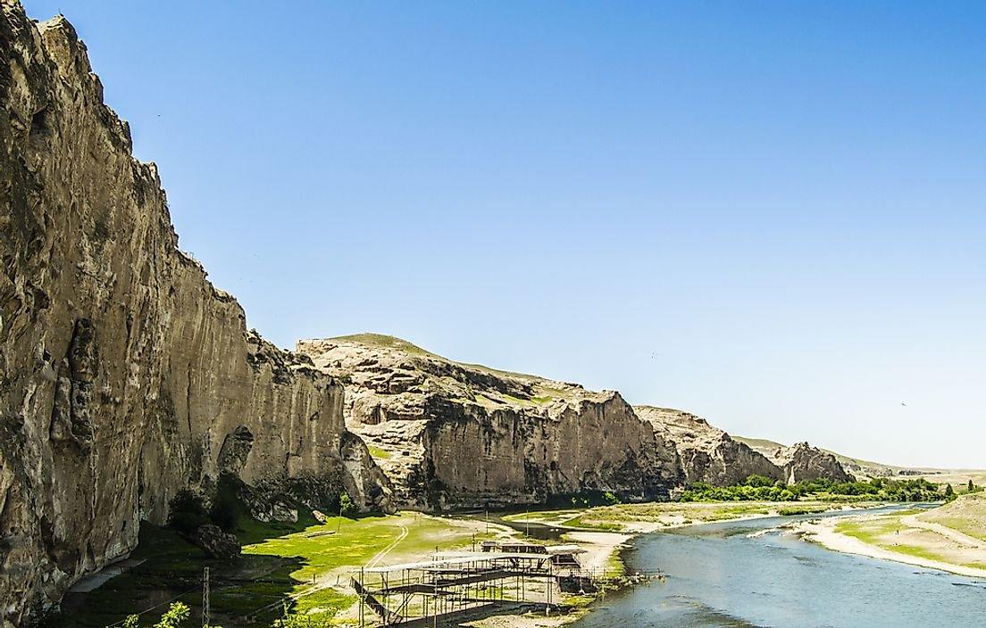 Where Was Mesopotamia Located?