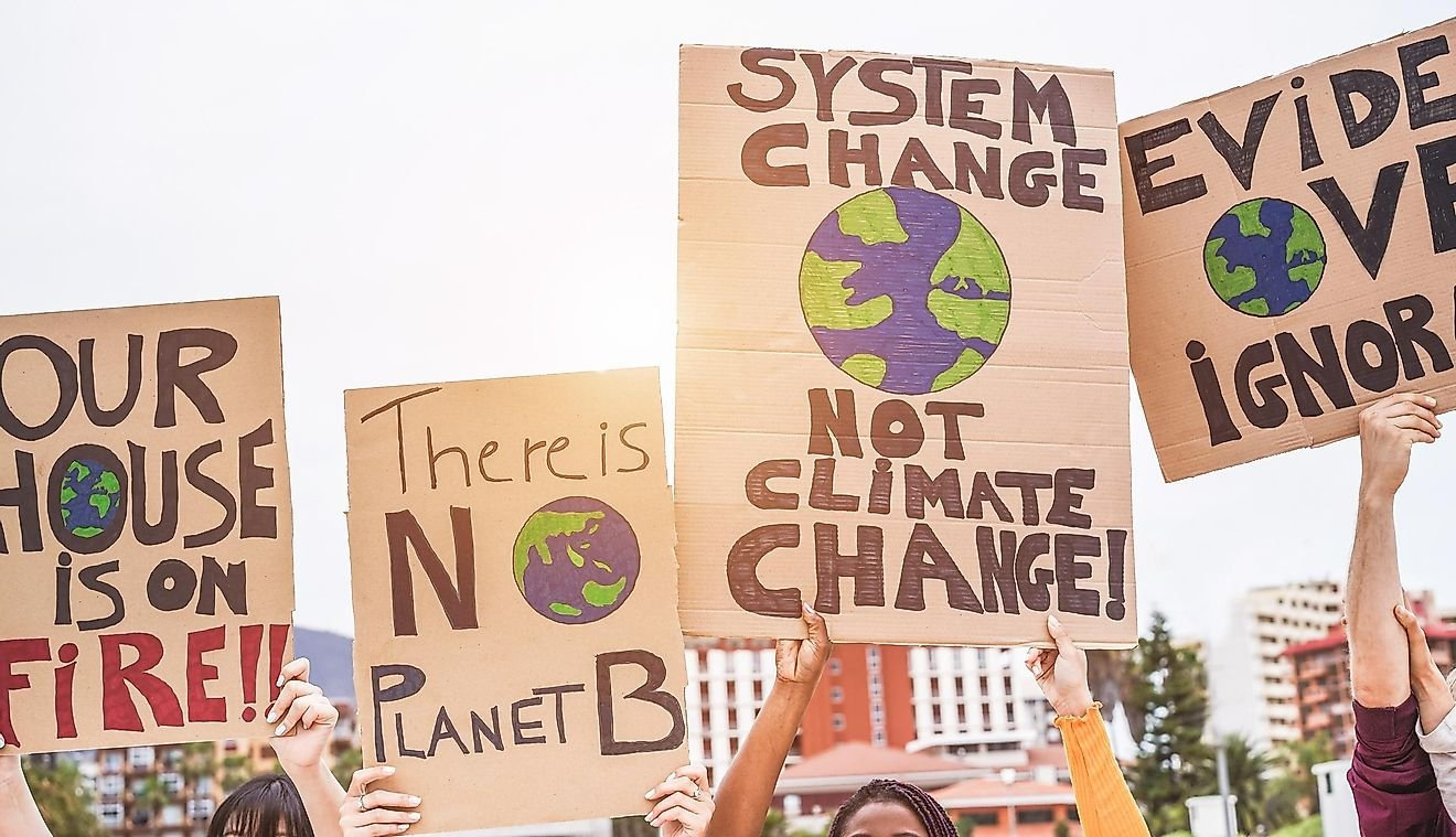 Countries With A Progressive Approach To Climate Change