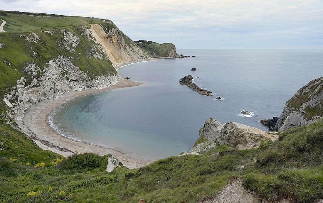 What Are Headlands And Bays?