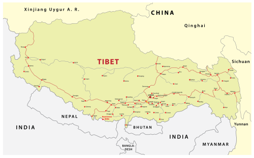 Things You Should Know About Tibet