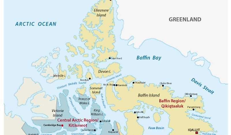 What is the Largest Island in Canada?
