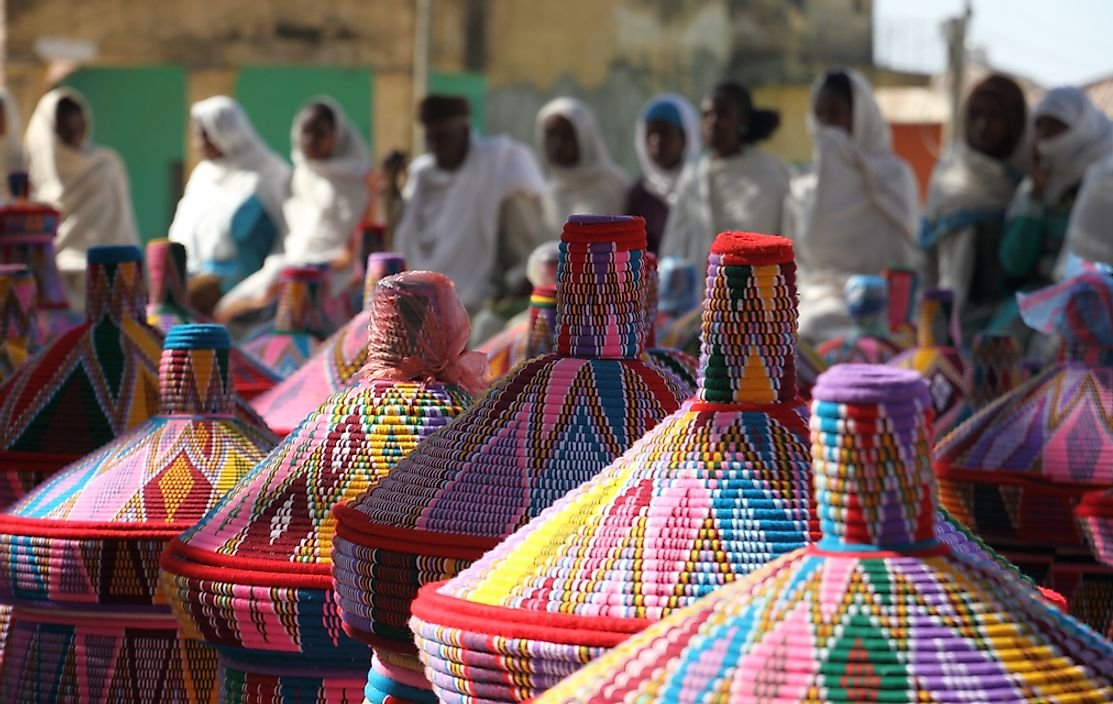 Ethnic Groups Of Ethiopia